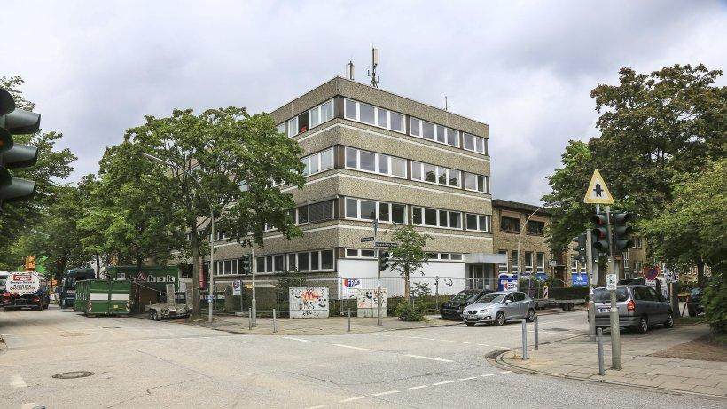 Wohnunterkunft Heinrich-Hertz-Strasse
