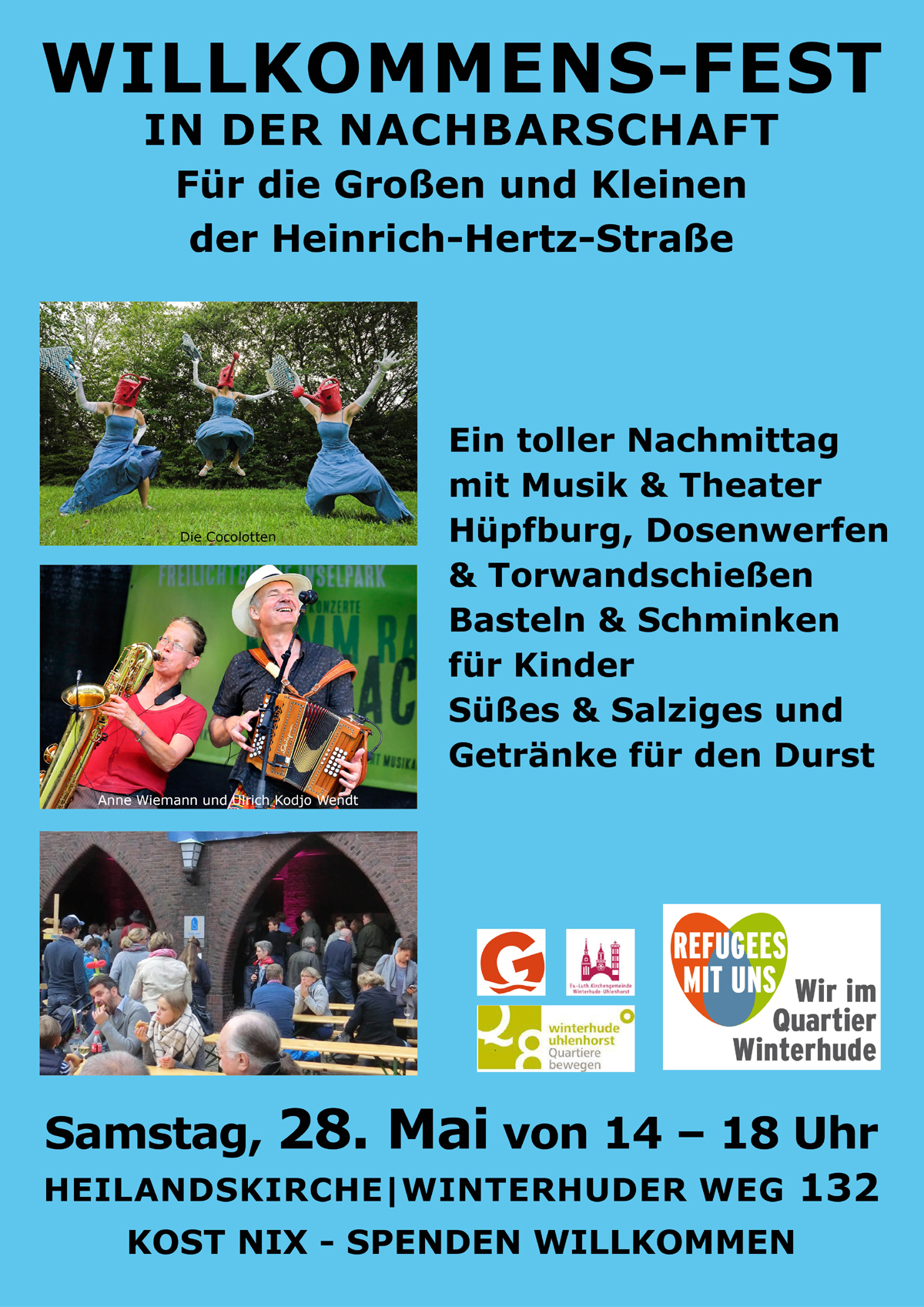 2016_05_28_Willkommensfest_Plakat_Klein2