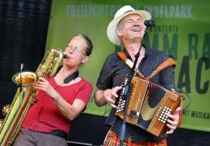 Anne Wiemann + Ulrich Kodjo Wendt